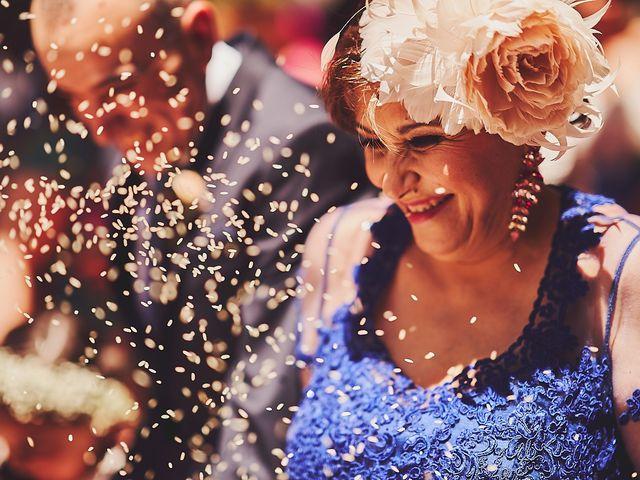 La boda de Imanol y Irene en Pinos Puente, Granada 112