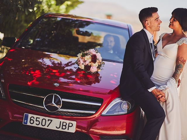 La boda de Imanol y Irene en Pinos Puente, Granada 120