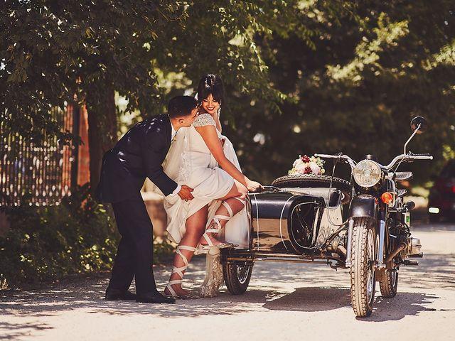 La boda de Imanol y Irene en Pinos Puente, Granada 123
