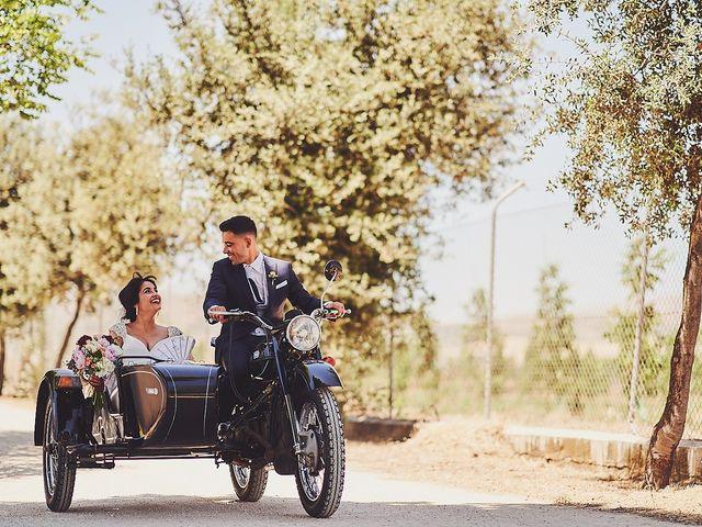 La boda de Imanol y Irene en Pinos Puente, Granada 125