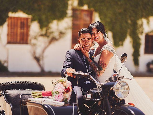 La boda de Imanol y Irene en Pinos Puente, Granada 129