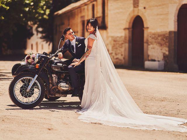 La boda de Imanol y Irene en Pinos Puente, Granada 131