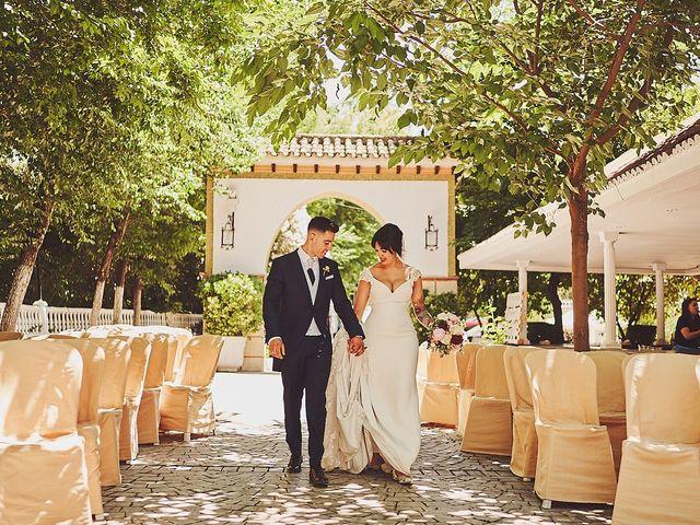 La boda de Imanol y Irene en Pinos Puente, Granada 144