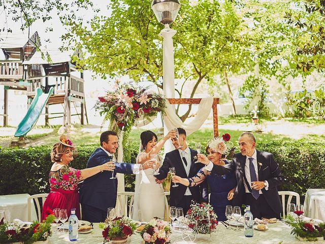 La boda de Imanol y Irene en Pinos Puente, Granada 145
