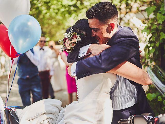 La boda de Imanol y Irene en Pinos Puente, Granada 159