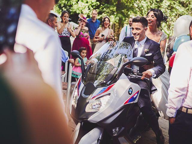 La boda de Imanol y Irene en Pinos Puente, Granada 162