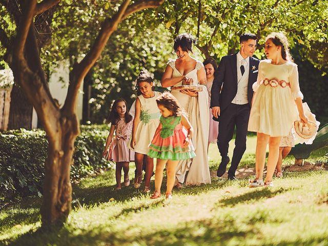 La boda de Imanol y Irene en Pinos Puente, Granada 168