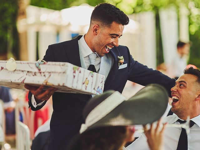 La boda de Imanol y Irene en Pinos Puente, Granada 171