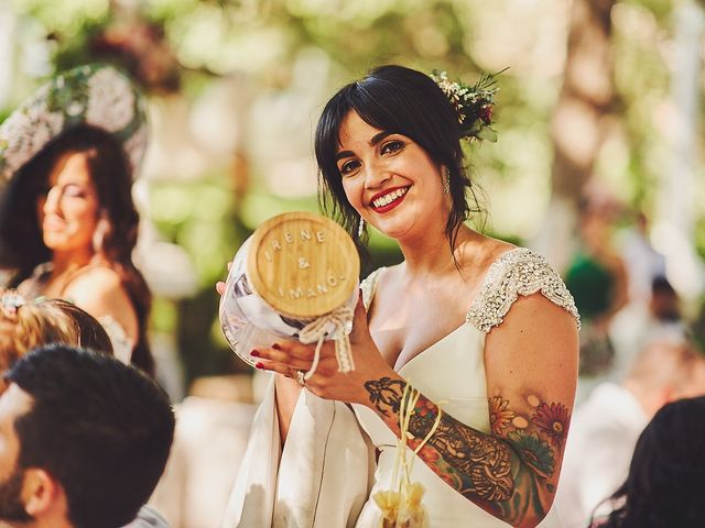 La boda de Imanol y Irene en Pinos Puente, Granada 173