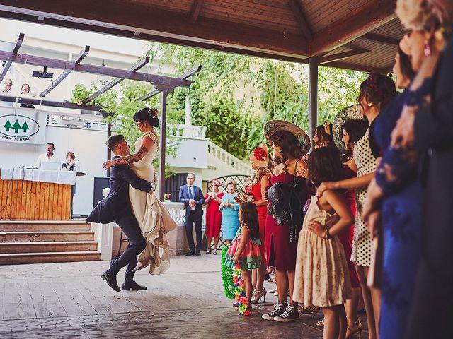 La boda de Imanol y Irene en Pinos Puente, Granada 174