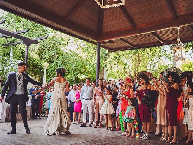 La boda de Imanol y Irene en Pinos Puente, Granada 175