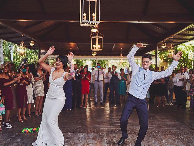 La boda de Imanol y Irene en Pinos Puente, Granada 176