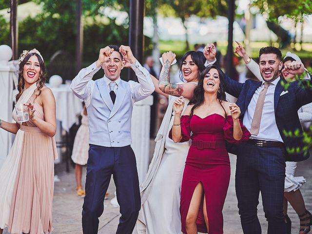 La boda de Imanol y Irene en Pinos Puente, Granada 186