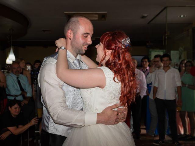 La boda de Yasmin  y Jon Ander  en Llodio, Álava 1