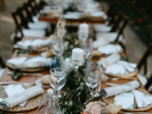 La boda de Genis y Laura en El Mila, Tarragona 36