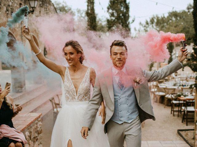 La boda de Laura y Genis
