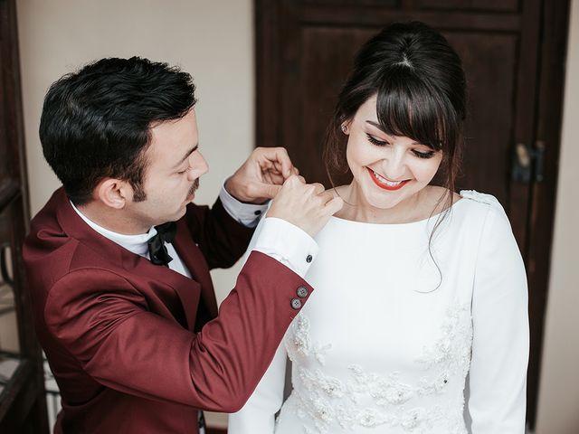 La boda de Pedro y María en Salas, Asturias 27