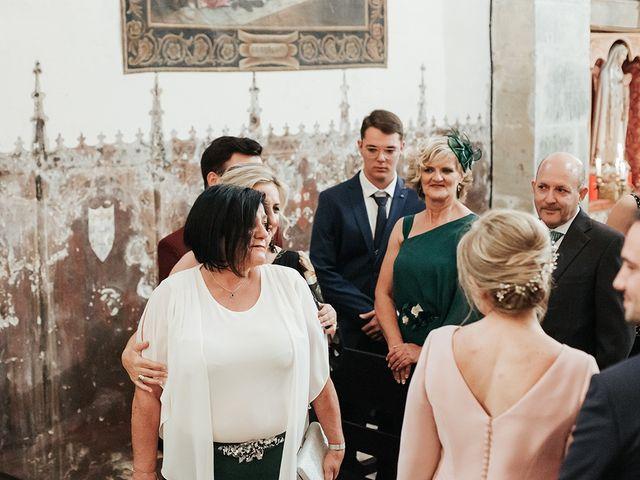 La boda de Pedro y María en Salas, Asturias 34
