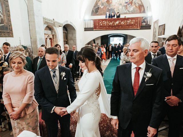 La boda de Pedro y María en Salas, Asturias 37