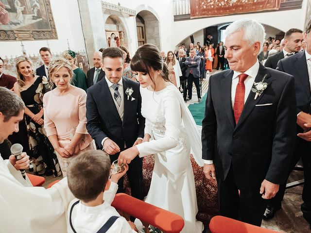 La boda de Pedro y María en Salas, Asturias 38