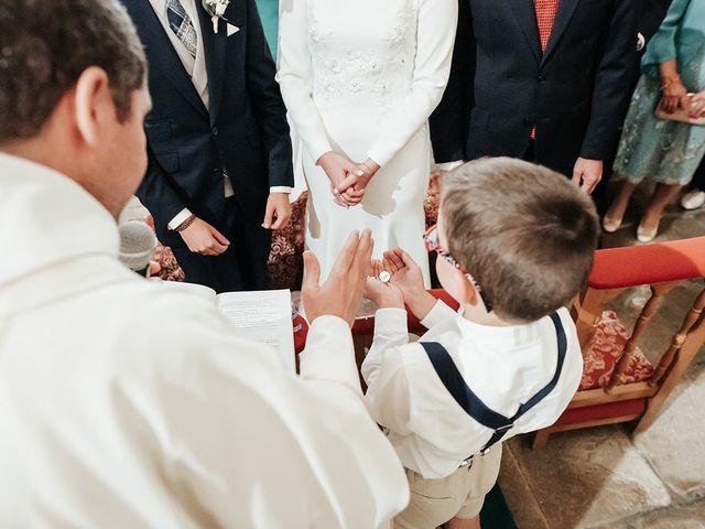 La boda de Pedro y María en Salas, Asturias 40
