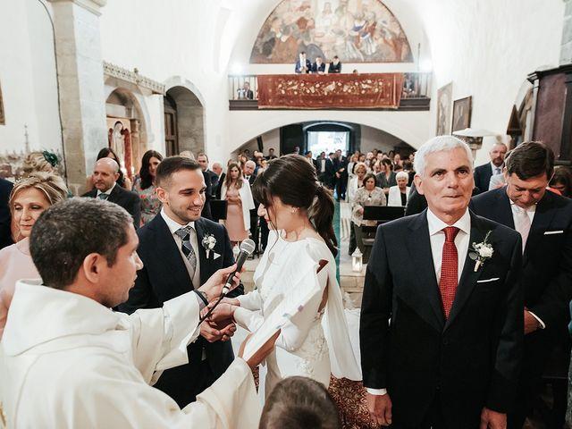 La boda de Pedro y María en Salas, Asturias 41