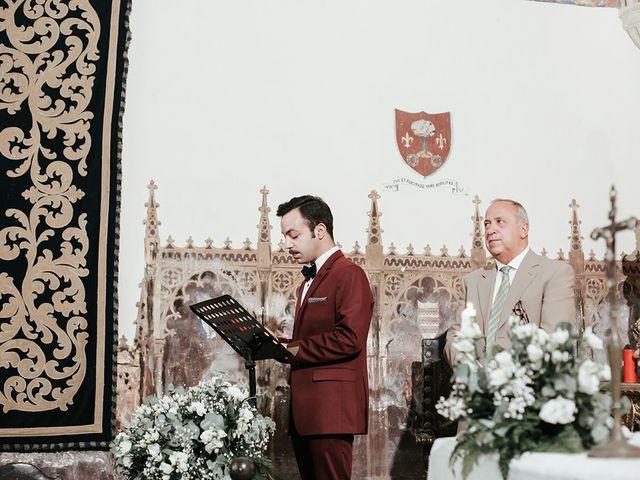 La boda de Pedro y María en Salas, Asturias 42