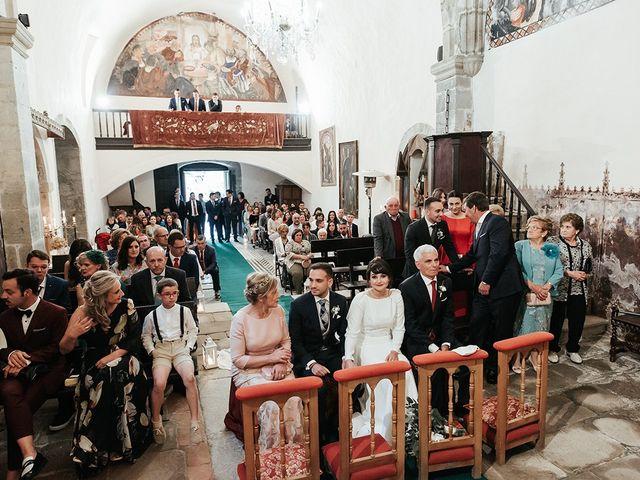 La boda de Pedro y María en Salas, Asturias 45