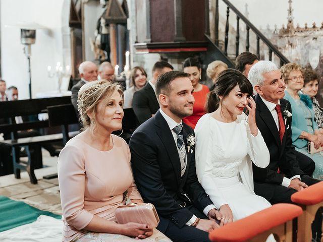 La boda de Pedro y María en Salas, Asturias 46
