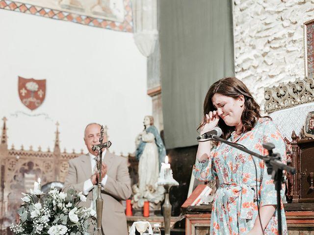 La boda de Pedro y María en Salas, Asturias 47