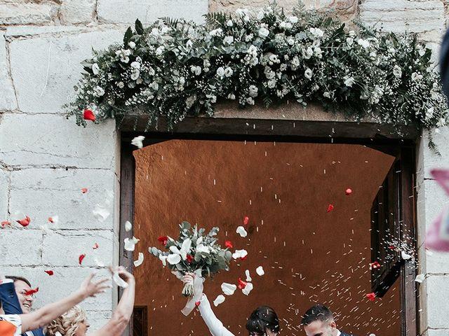 La boda de Pedro y María en Salas, Asturias 48