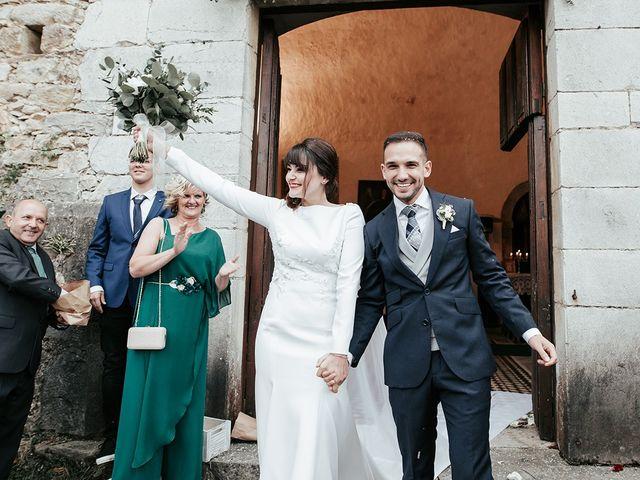 La boda de Pedro y María en Salas, Asturias 50
