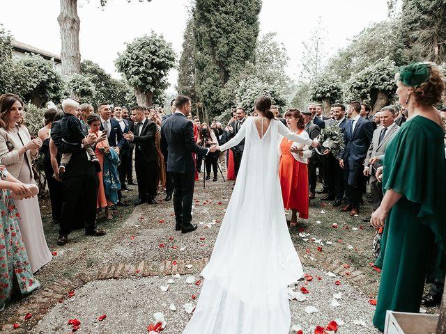 La boda de Pedro y María en Salas, Asturias 51