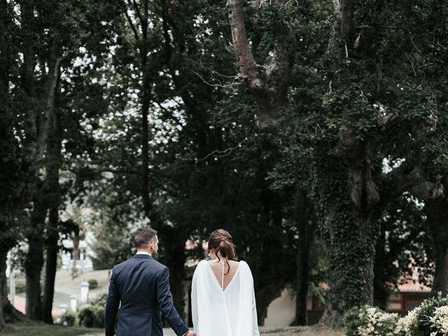 La boda de Pedro y María en Salas, Asturias 52