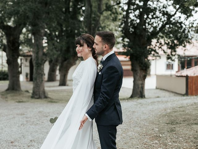 La boda de Pedro y María en Salas, Asturias 56