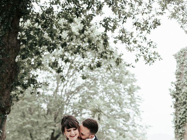 La boda de Pedro y María en Salas, Asturias 57