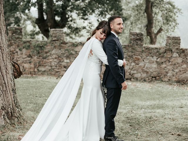 La boda de Pedro y María en Salas, Asturias 58