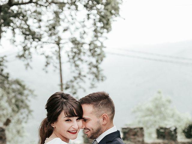 La boda de Pedro y María en Salas, Asturias 59