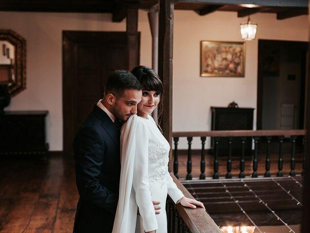 La boda de Pedro y María en Salas, Asturias 61
