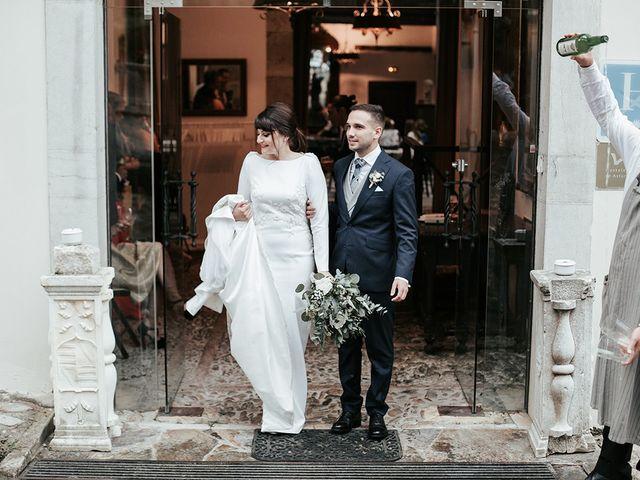 La boda de Pedro y María en Salas, Asturias 63