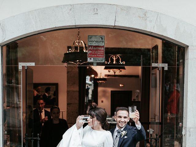 La boda de Pedro y María en Salas, Asturias 64