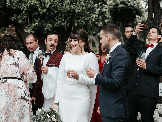 La boda de Pedro y María en Salas, Asturias 66