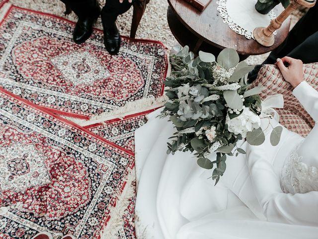 La boda de Pedro y María en Salas, Asturias 71