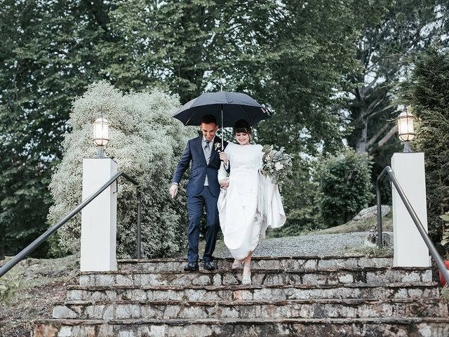 La boda de Pedro y María en Salas, Asturias 72