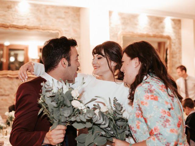 La boda de Pedro y María en Salas, Asturias 79