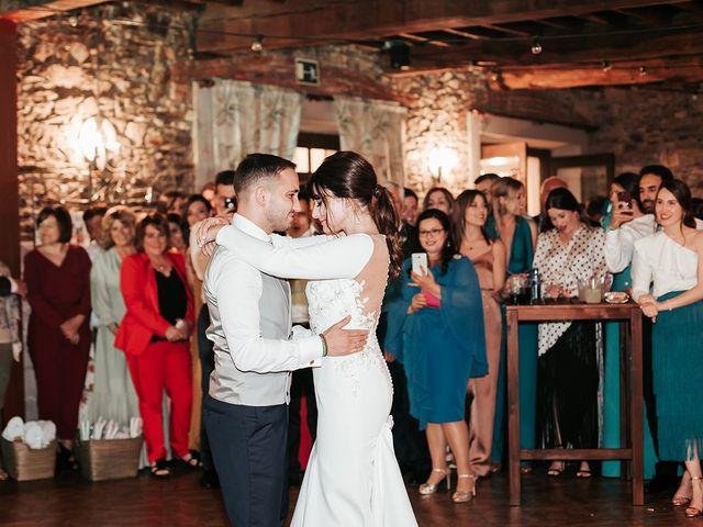 La boda de Pedro y María en Salas, Asturias 80