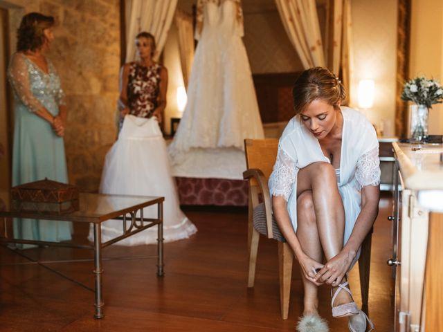 La boda de Pablo y Inma en Ourense, Orense 13