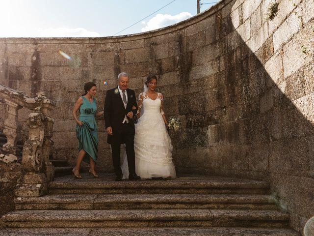 La boda de Pablo y Inma en Ourense, Orense 35