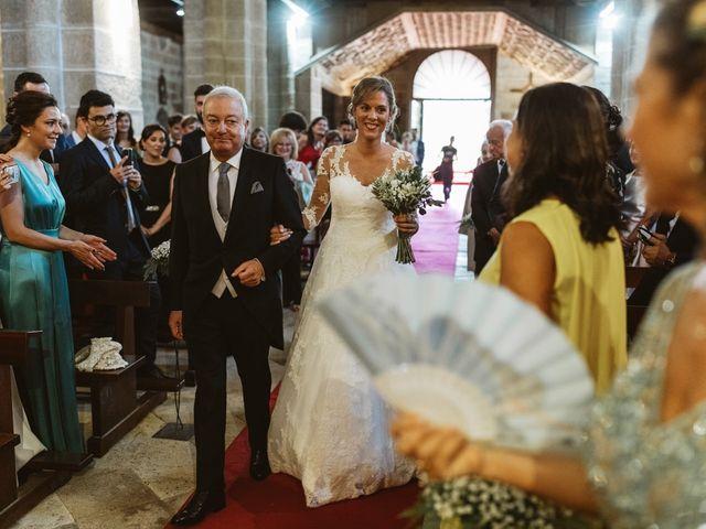 La boda de Pablo y Inma en Ourense, Orense 40