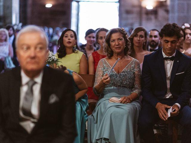 La boda de Pablo y Inma en Ourense, Orense 42